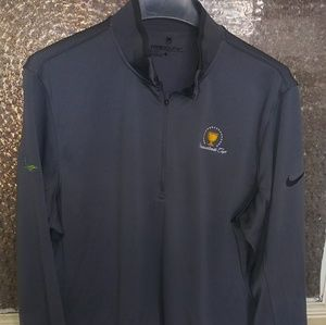 Nike Golf Presidents Cup Pullover Dry-Fit